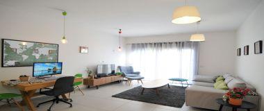 דירת 2 חדרים בלב העיר