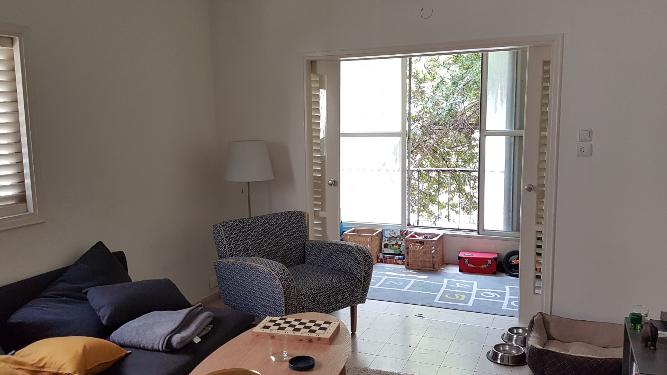 דירת 2.5 חדרים בסמטאות וויצמן / דויד המלך