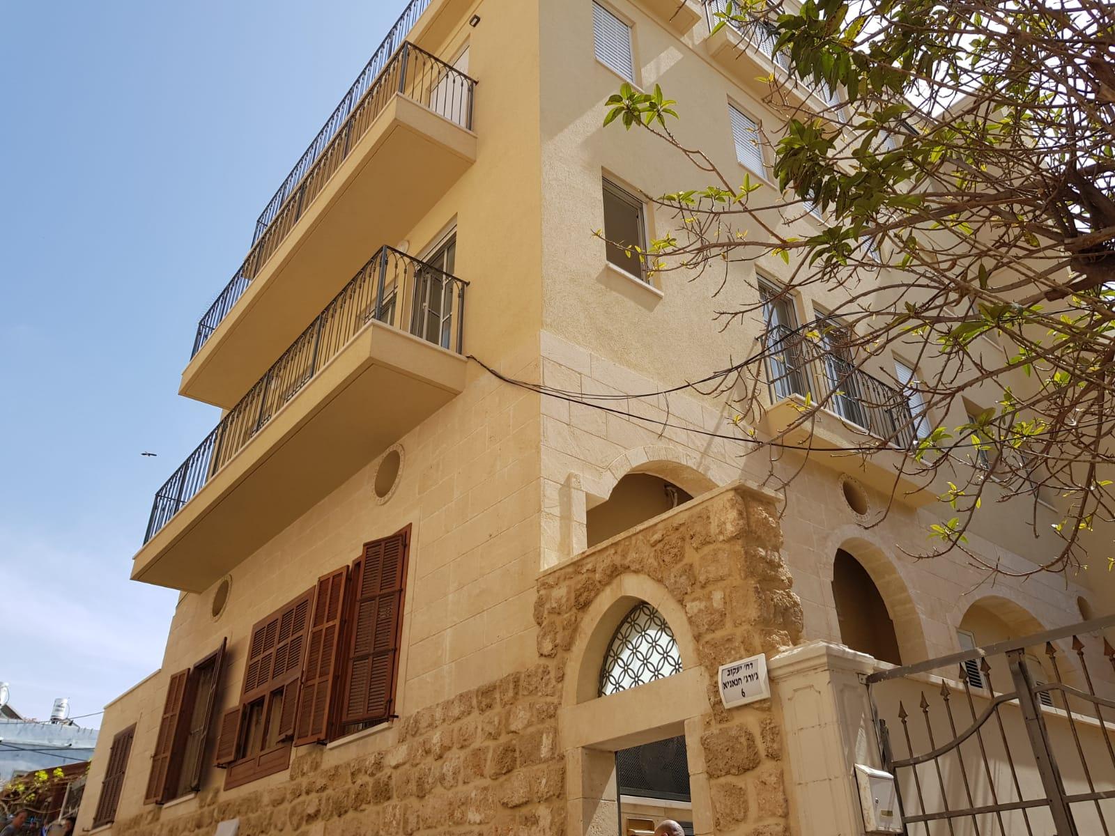 3 bedroom apartment in Jaffa