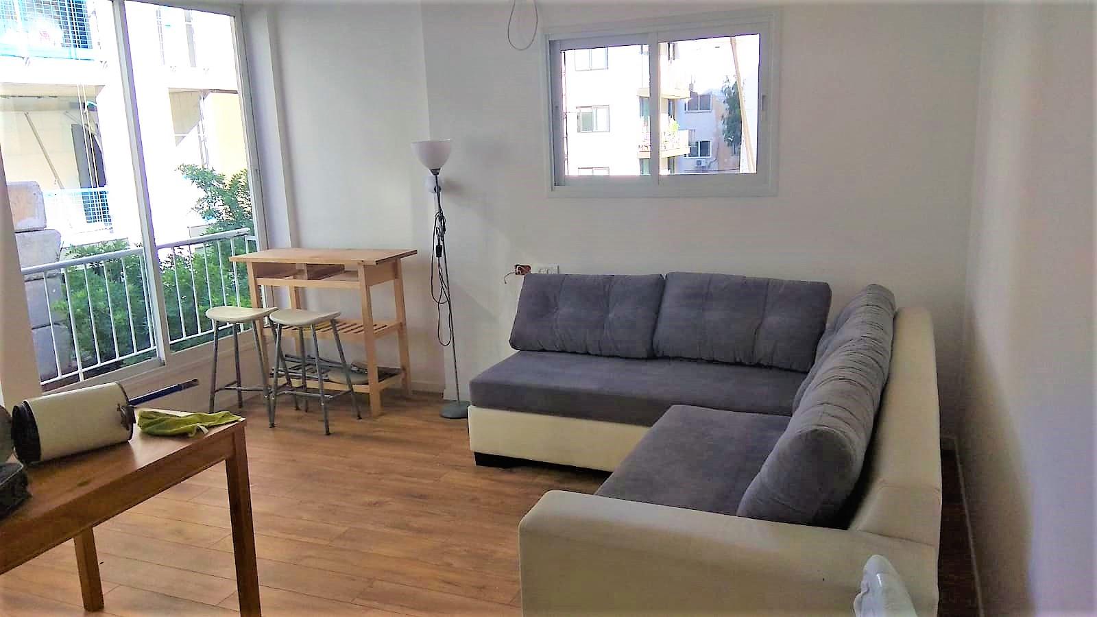 On HaRav Kook Street 2 bedroom apartment