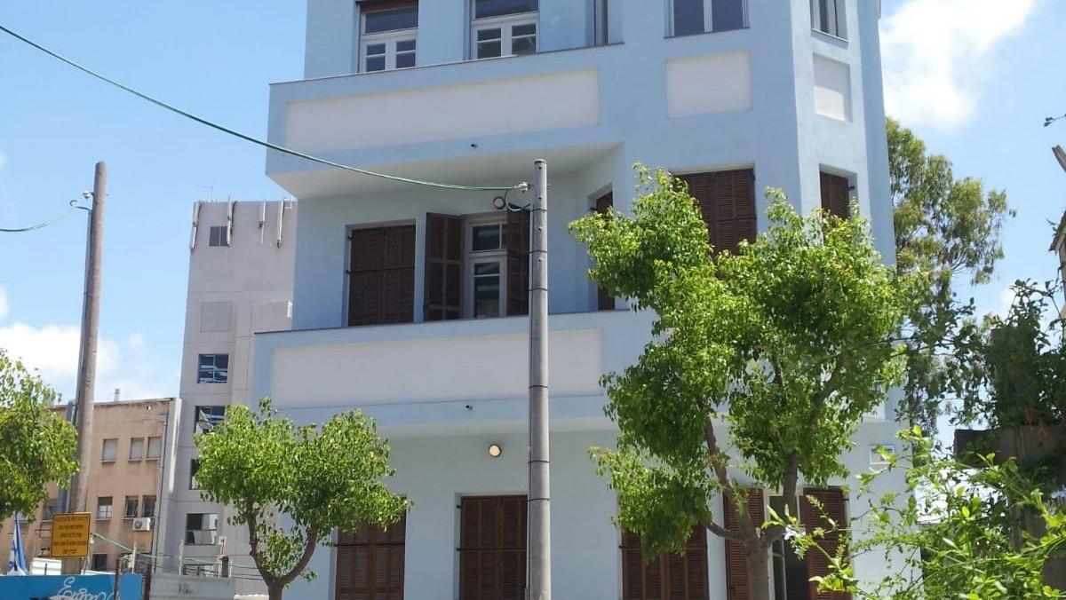2 bedroom apartment in Neve Tzedek