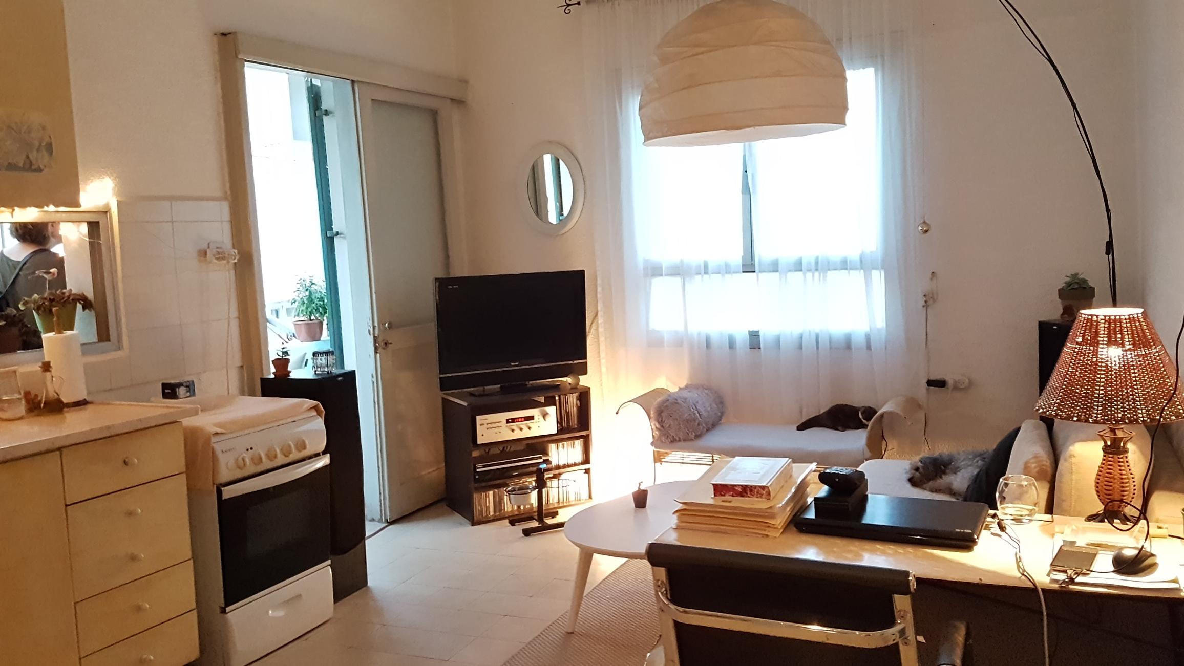 1.5 bedroom apartment in Florentine
